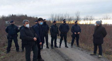 Zbog upozorenja o nasilju: Europarlamentarci posjetili granicu, dočekala ih policijska blokada