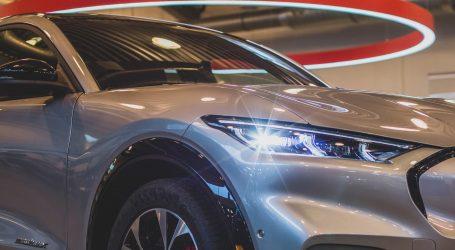 Ford Mustang Mach-E je najbolji sjevernoamerički SUV godine