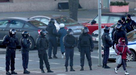 Nastavljeni prosvjedi protiv Lukašenka u Bjelorusiji