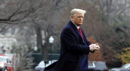 Bijela kuća: 'Opoziv Trumpa samo bi dodatno podijelio zemlju'