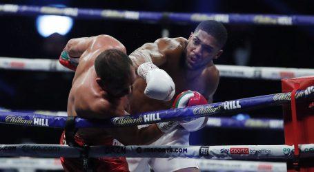 """Anthony Joshua tvrdi da će boksati još pet godina: """"Bližim se kraju"""""""