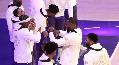 Fantastičan niz: Branitelji naslova LA Lakersi u gostima imaju omjer 7:0