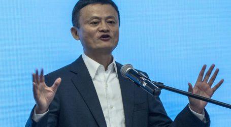 'Nestao' nakon kritika kineskih bankara: Osnivač Alibabe prvi se put nakon tri mjeseca pojavio u javnosti
