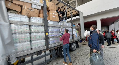 Civilna zaštita objavila upute za dostavu pomoći iz inozemstva