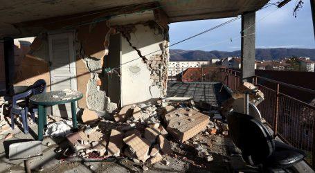 U Zaprešiću iseljena 81 obitelj, štete od potresa još se zbrajaju