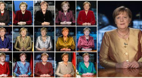 Posljednji novogodišnji govor Angele Merkel pratilo 9 milijuna ljudi