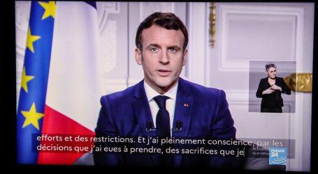 Macron pozvao da se ne popušta pred nasiljem pojedinaca nad demokracijom