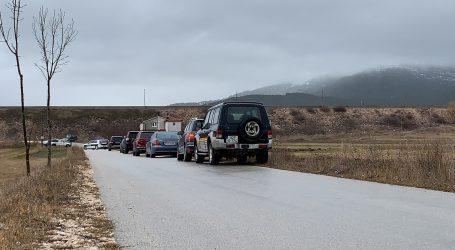 Nije službeno potvrđeno da su se mladi kod Posušja ugušili plinom