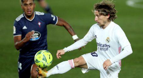 Real Madrid preuzeo vrh Primere, Modrić igrao do 85. minute