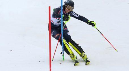 Slalom Flachau: Pobjeda Shiffrin, Popović 21.