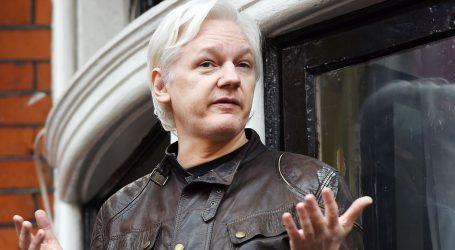 Sud u Londonu odbio jamčevinu Assangeu, 'postoji opravdana bojazan od bijega'