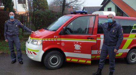 U pomoć Petrinji stigli i vatrogasci iz Slovenije