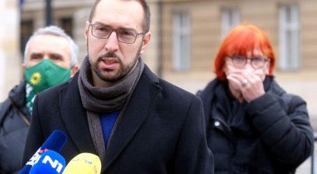 """Zeleno-lijevi blok: """"Predložit ćemo istražno povjerenstvo za poslijeratnu obnovu kuća"""""""