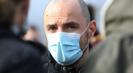 """Milošević postradalima : """"Grijte se, ne brinite o troškovima"""""""