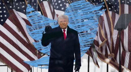 Nastavlja se bitka Twittera i Trumpa