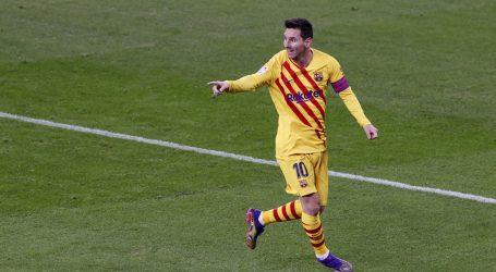 Uvjerljiva pobjeda Barce, 'lukavac' Messi zabio iz slobodnjaka ispod živog zida