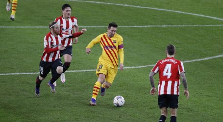 Primera: Barcelona slavila na neugodnom gostovanju u Bilbau, Messi postigao dva gola