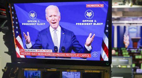 Gradonačelnica Washingtona traži stože mjere sigurnosti za inauguraciju Joea Bidena