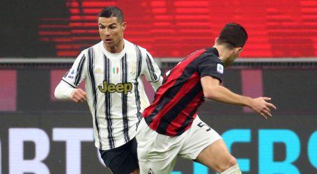 Serie A: Juventus slavio u velikom derbiju protiv Milana