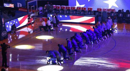 NBA igrači protestirali zbog nasilnih prosvjeda i upada u Kongres
