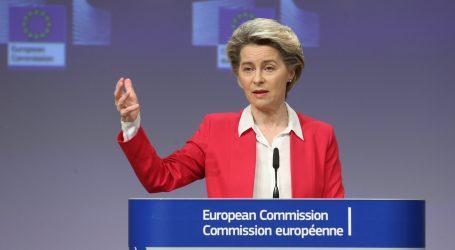Europska komisija: Do ljeta cijepiti 70 posto odrasle populacije