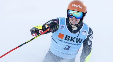 Slalom u Adelbodenu: Zubčić 'haklao' vrata i odustao