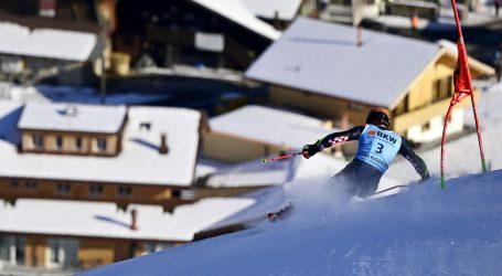 Slalom u Adelbodenu: Bez Hrvata u drugoj vožnji