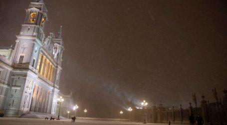 Stravično nevrijeme u Španjolskoj: Četiri osobe poginule u snježnoj oluji Filomena