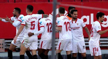 Primera: Sevilla slavila kod Alavesa, domaćini nisu iskoristili penal u sudačkoj nadoknadi
