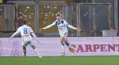 Serie A: Atalanta slavila treću utakmicu zaredom