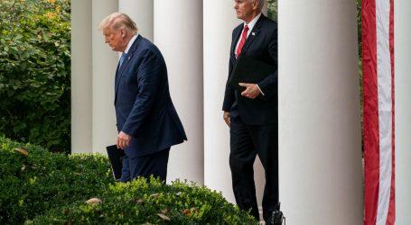 """Kraj nijemog razdoblja: """"Trump i Pence imali su dobar razgovor"""""""