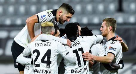 Spezia iznenadila Romu, u četvrtfinalu Kupa igrat će protiv Napolija