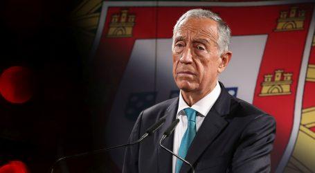 Portugalski predsjednik pozitivan na covid-19, nema simptome