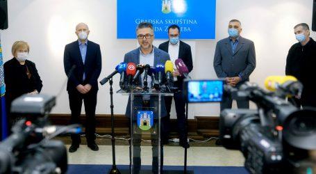 """Oporba: """"Bandićeva reakcija na potres na Baniji je zakašnjela i nesolidarna"""""""
