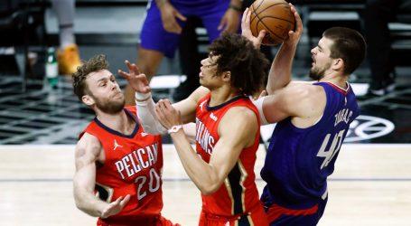NBA: Solidan nastup Ivice Zubca, pobjeda Clippersa
