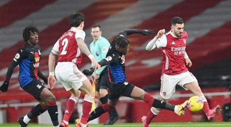 Premierliga: Arsenal prekinuo niz od tri pobjede, protiv Palacea bez pogodaka