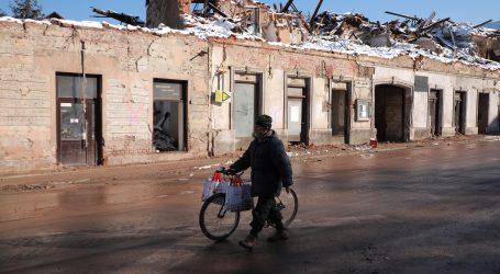 HZZ pokrenuo javne radove u otklanjanju posljedica potresa