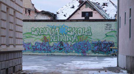 Srednja škola Petrinja počela je s online nastavom