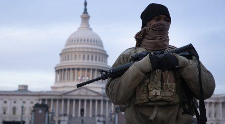 Amerika strepi od nasilja uoči Bidenove inauguracije