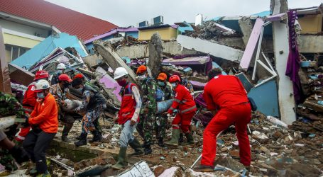 Broj mrtvih u potresu u Indoneziji porastao na 78