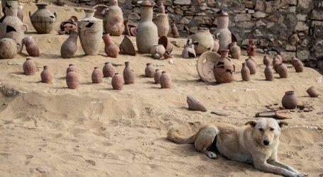 U nekropoli Saqqariarheolozi pronašli još sarkofaga i hram kraljice Naert