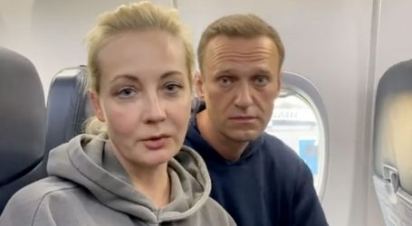 """Budući savjetnik Joea Bidena poručio: """"Navaljni odmah mora biti oslobođen"""""""