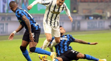 Serie A: Interu veliki derbi protiv Juventusa