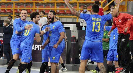 Rukometno SP: Brazilci nevjerojatnim preokretom ostali u igri za drugi krug