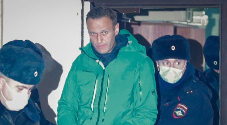Kremlj nije zabrinut pozivima na sankcije zbog uhićenja Navaljnog
