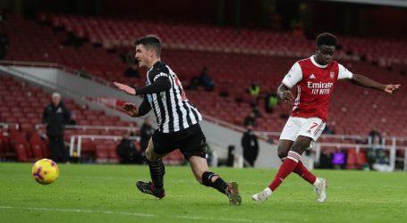 Premierliga: Arsenalu pobjeda protiv Newcastlea, dva gola Aubameyanga