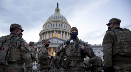 Dvanaest pripadnika Nacionalne garde udaljeno s Bidenove inauguracije