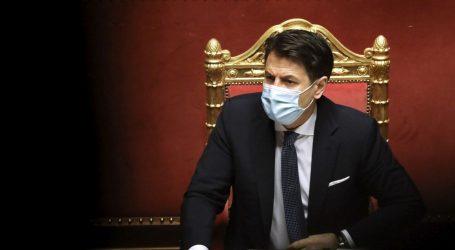 Tijesnom većinom izglasano povjerenje talijanskom premijeru Conteu