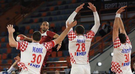 RUKOMET: Hrvatska u teškoj utakmici osigurala pobjedu i prolazak u drugi krug