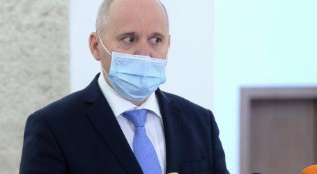 """Bačić: """"HDZ će brzo odlučiti o Žiniću, korupciju ne toleriramo"""""""